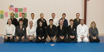 Shoshin-Ryu Jujitsu Workshop