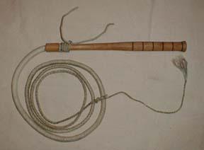 6 ft Nylon Whip